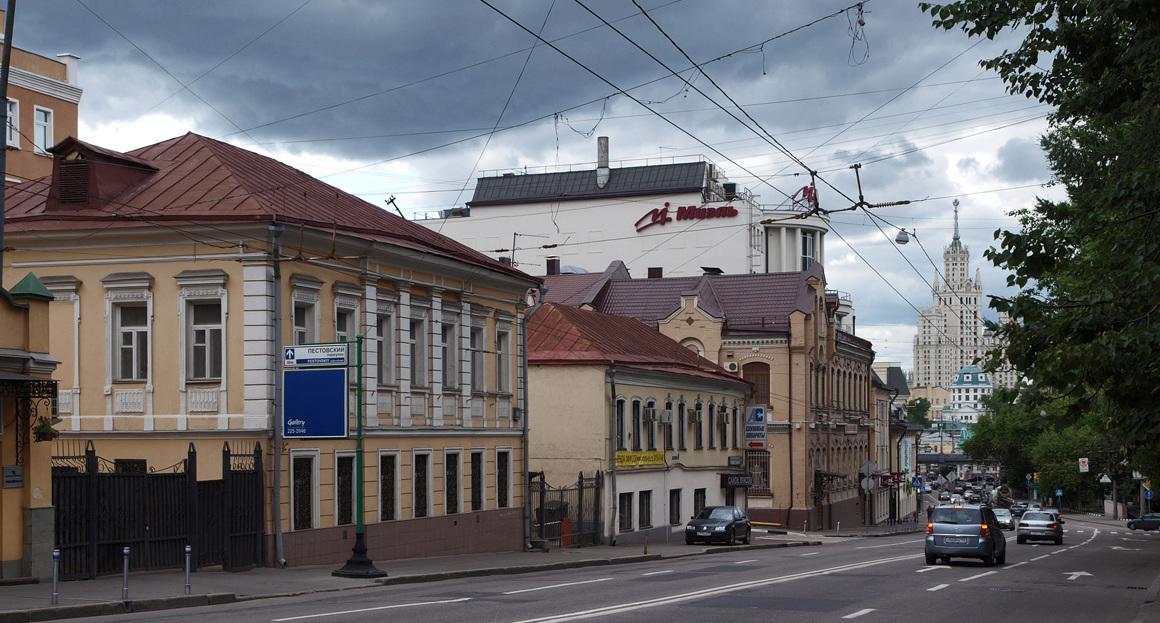 Бывшая гостиница Шевалье (Москва)