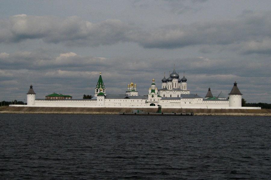 Троицкий Макарьевский Желтоводский монастырь (Лысково)