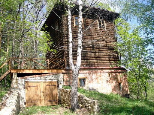Дача Святослава Рихтера (Таруса)