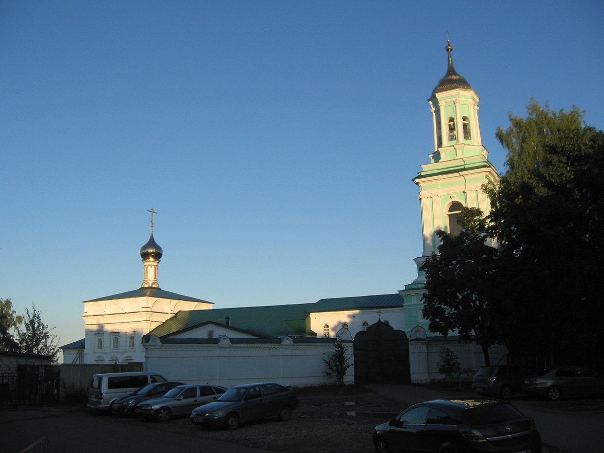 Спасо-Преображенский Новодевичий монастырь (Киров)