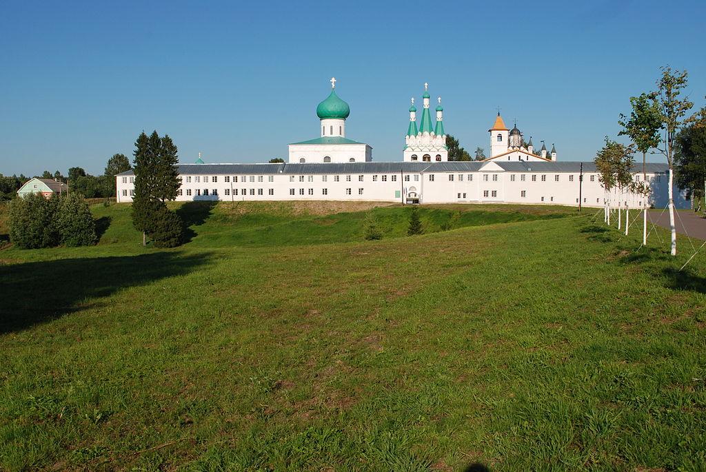 Троицкий Александро-Свирский монастырь (Лодейное поле)
