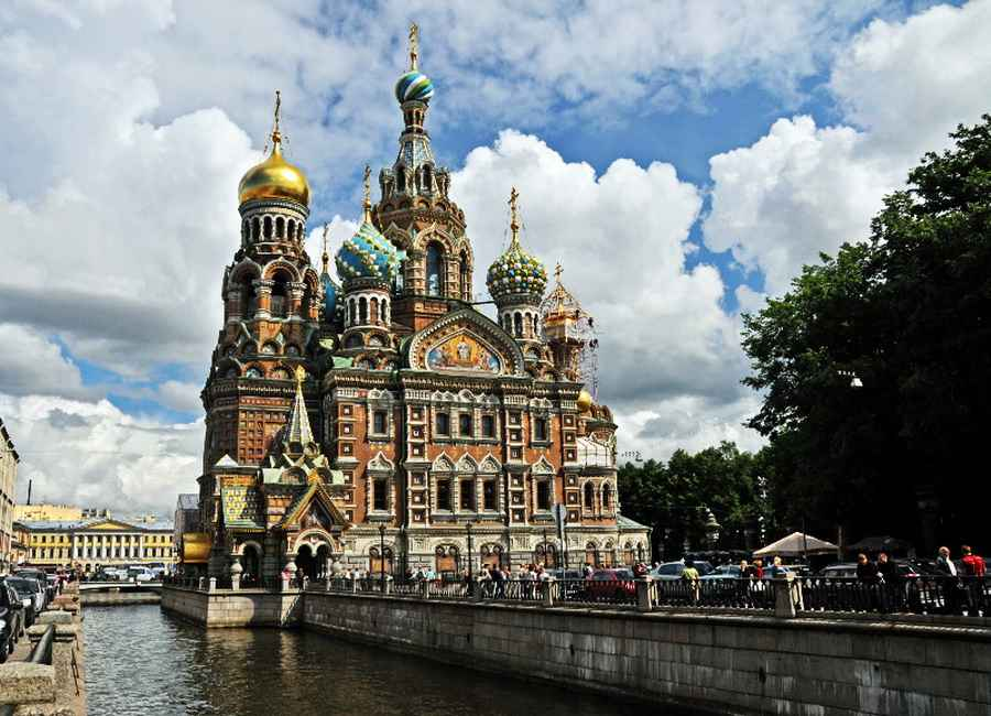 Храм Спаса-на-крови (Санкт-Петербург)