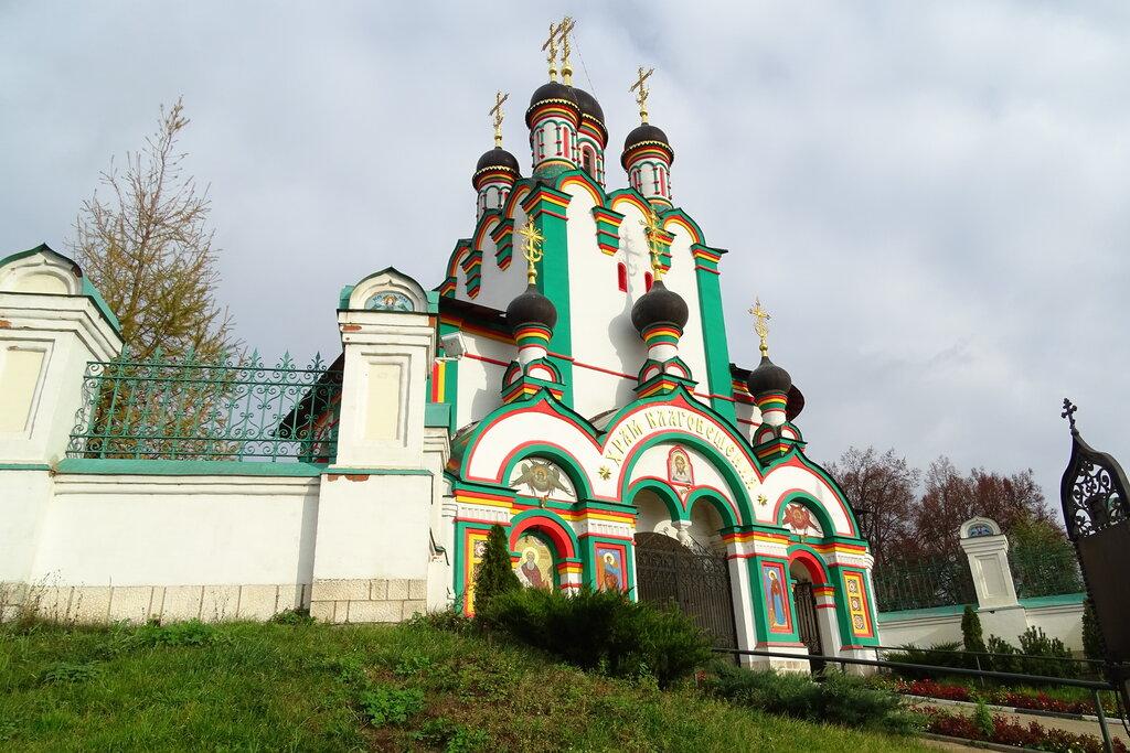 Успенская церковь в Вешняках (Москва)
