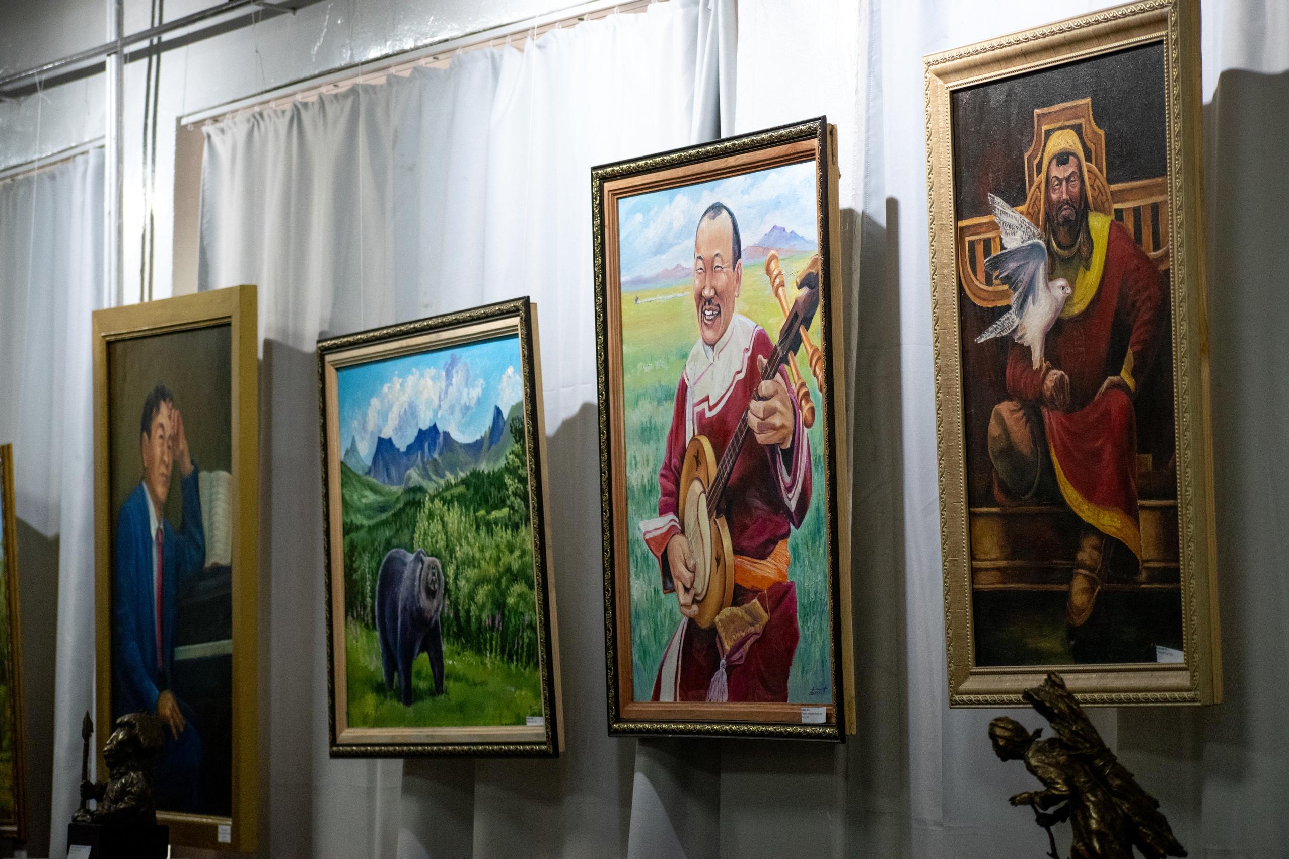 Дом художника (Кызыл)