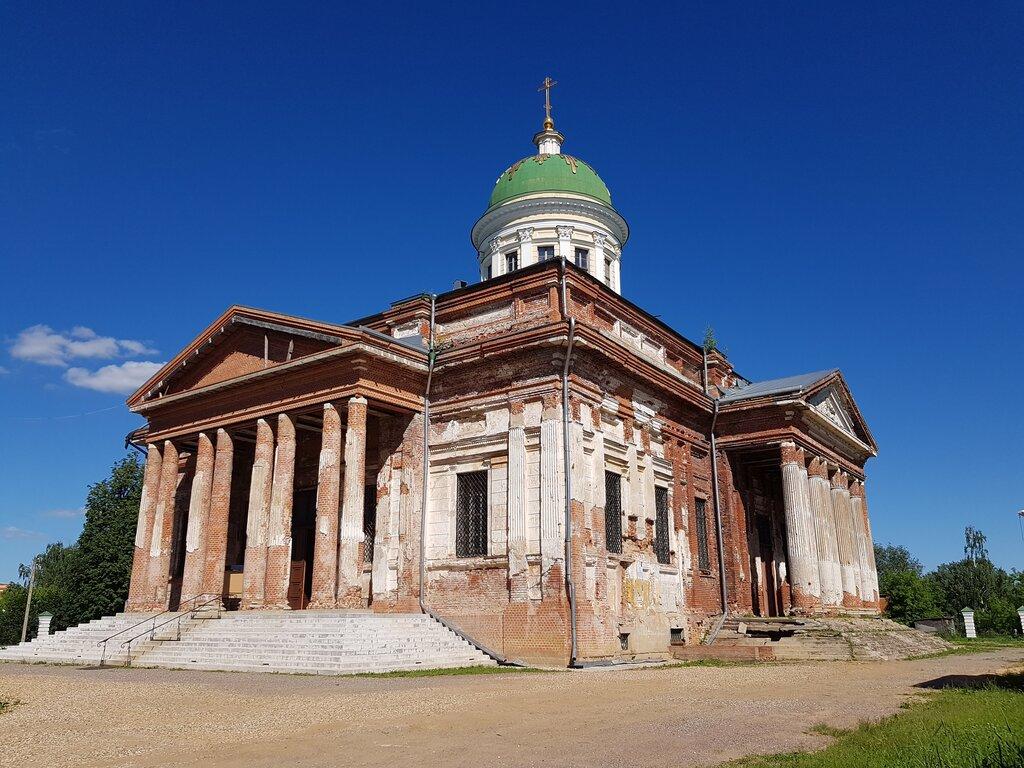 Троицкая церковь (Яхрома)