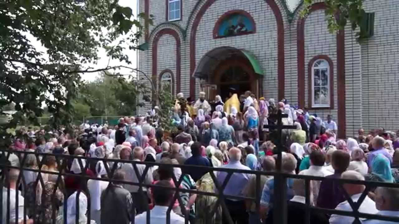 Церковь Петра и Павла в Зеленчукской (Зеленчукская)