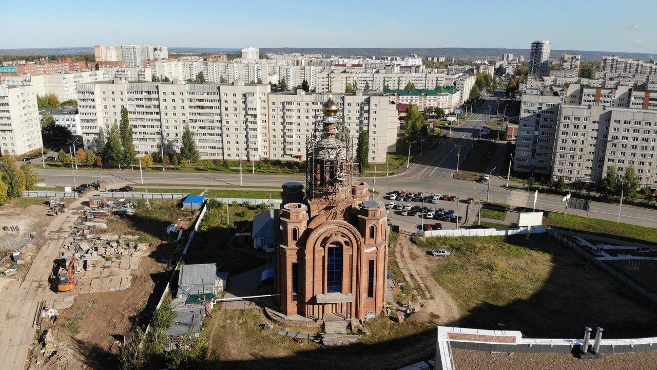 Церковь Николая Чудотворца (Новочебоксарск)