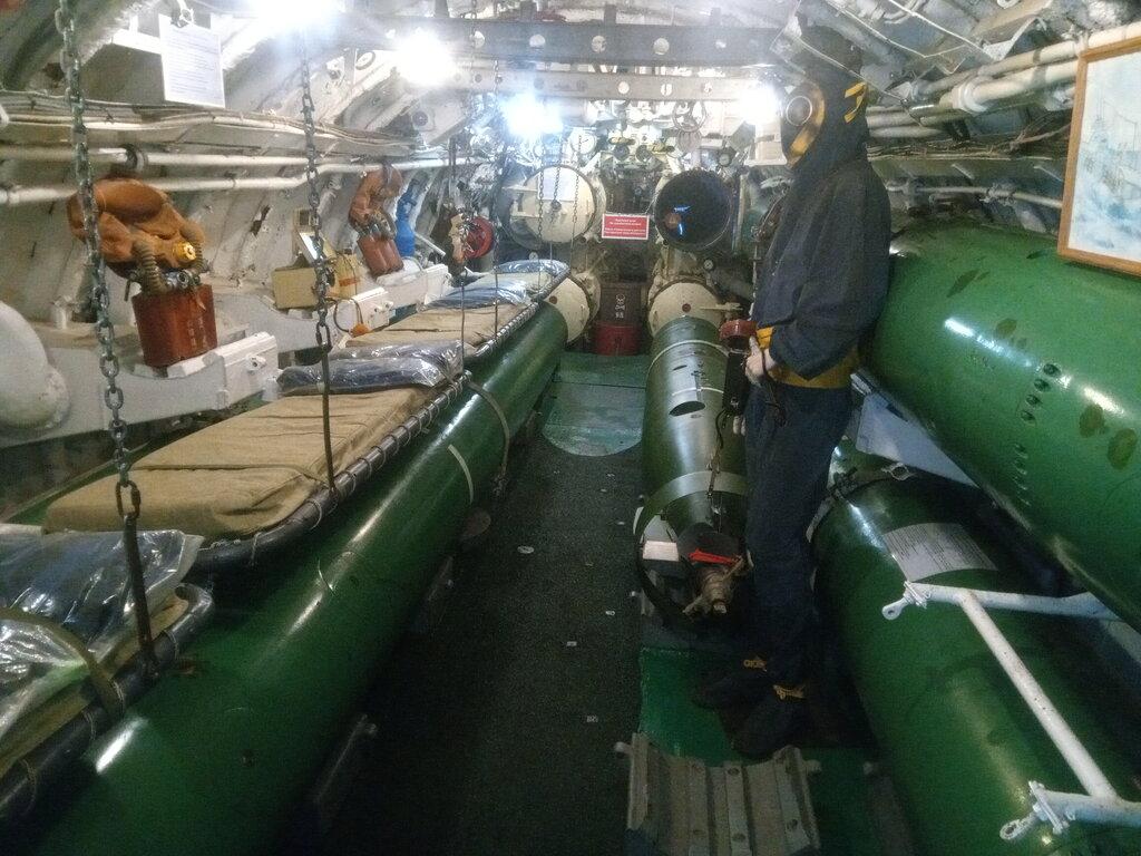 Музей «Подводная лодка С-189» (Санкт-Петербург)
