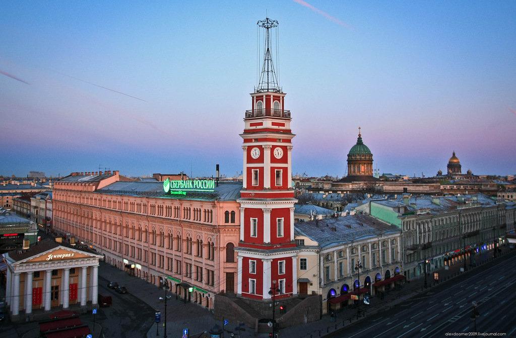 Здание городской Думы (Санкт-Петербург)
