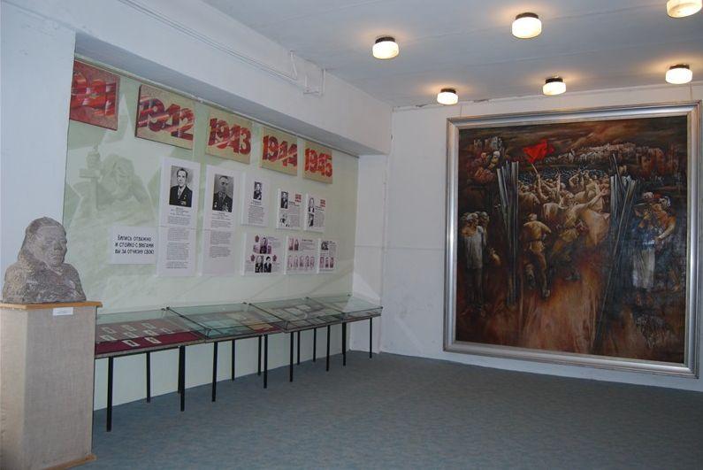 Народный историко-краеведческий музей Октябрьского района (Ростовская область)