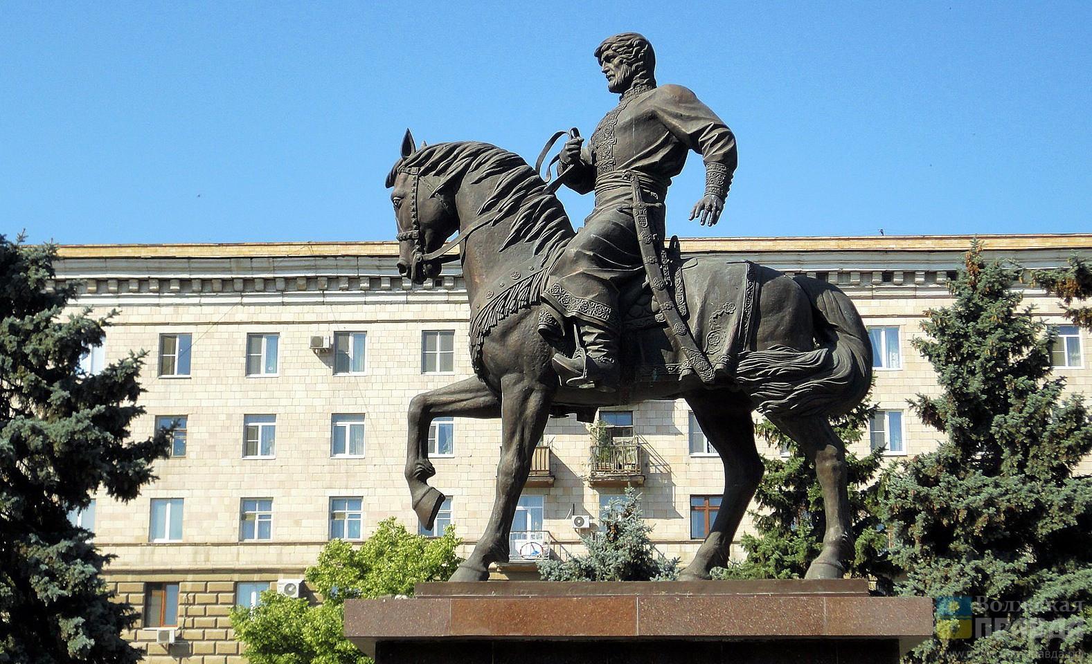 Памятник Засекину (Волгоград)