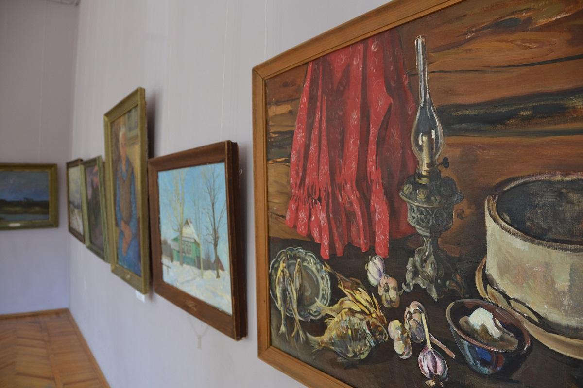 Пухляковская картинная галерея (Ростовская область)