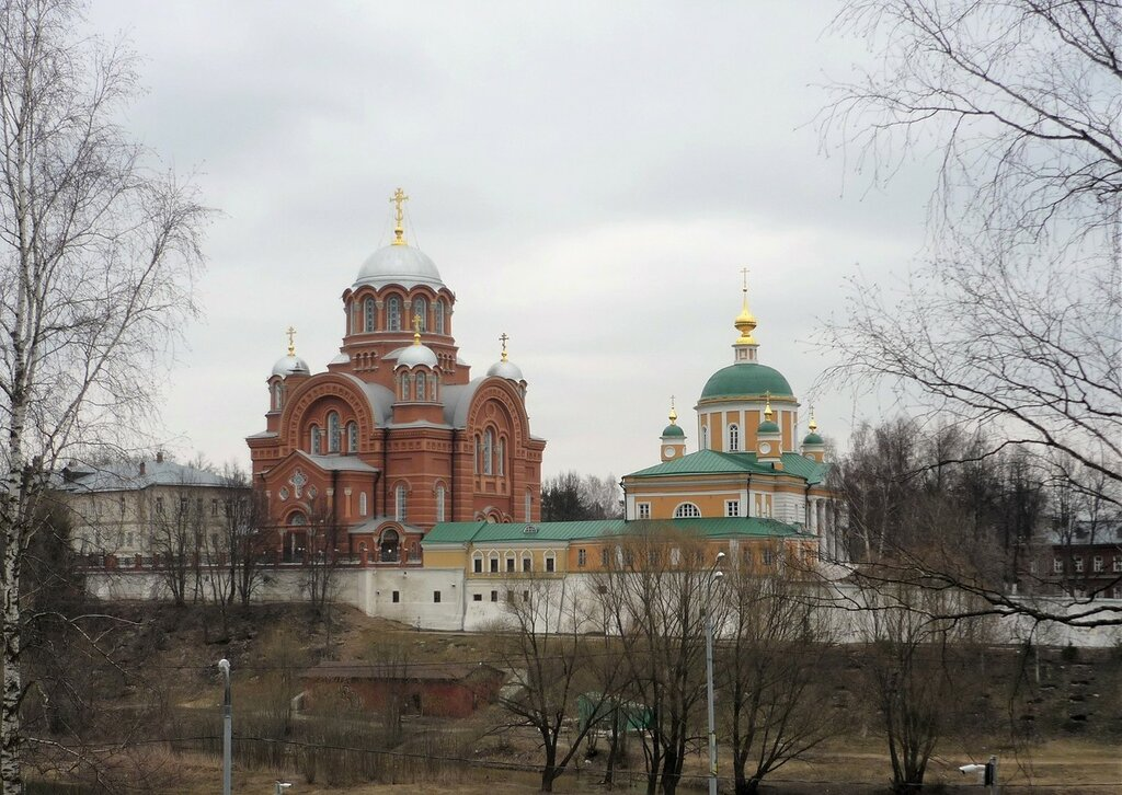 Покровский Хотьков монастырь (Сергиев Посад)