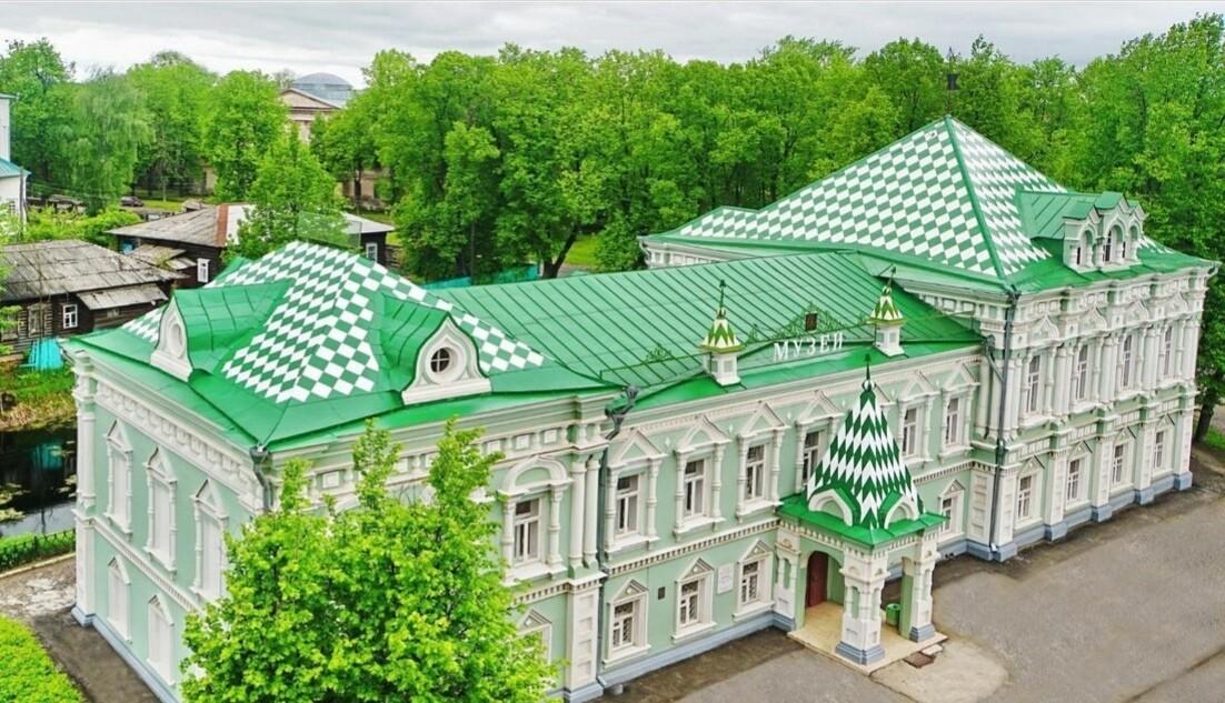 Литературно-краеведческий музей им.К. Бальмонта (Шуя)