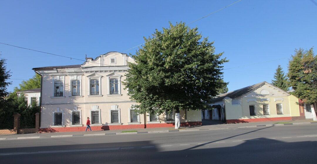 Городская усадьба Рассветаева (Лабинск)