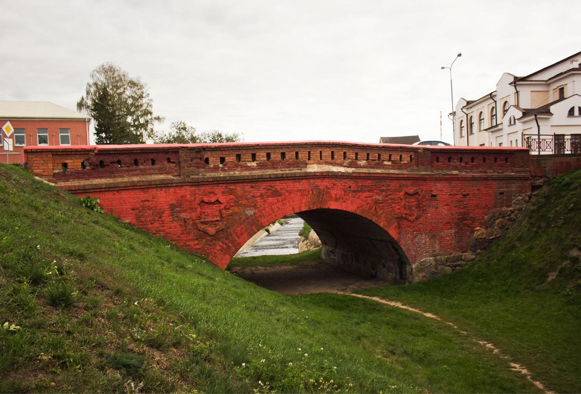 Каменный арочный мост (Орша)