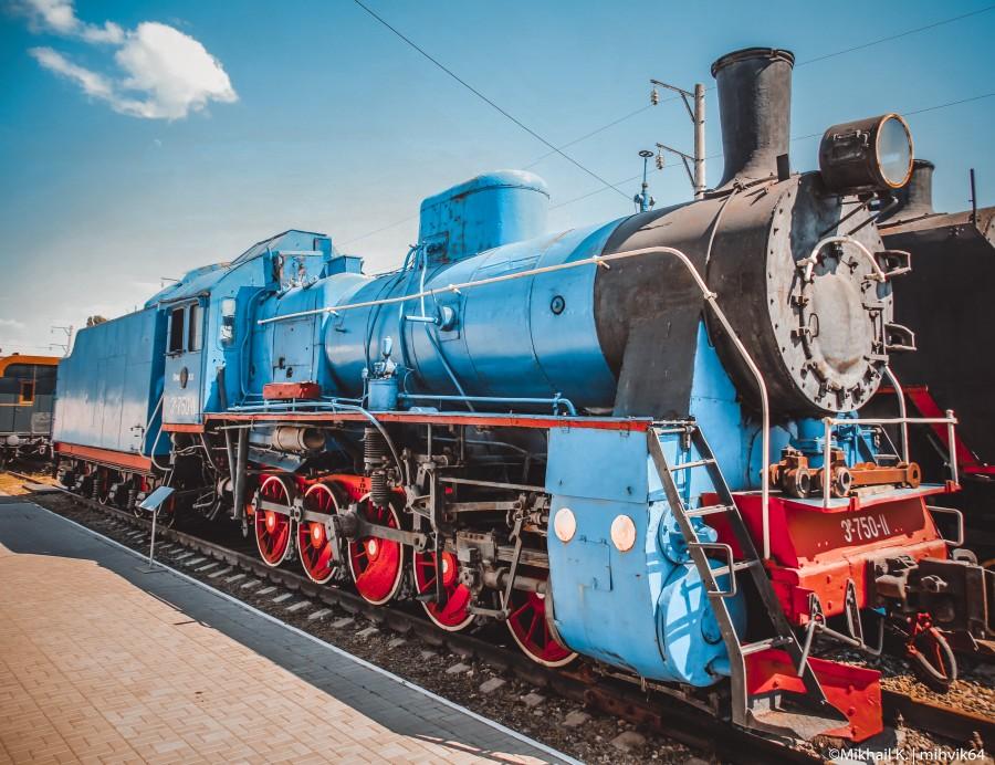 Музей железнодорожного транспорта (Ростов-на-Дону)