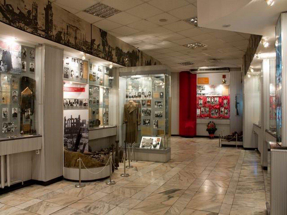 Музей боевой и трудовой славы кузнецких металлургов (Новокузнецк)