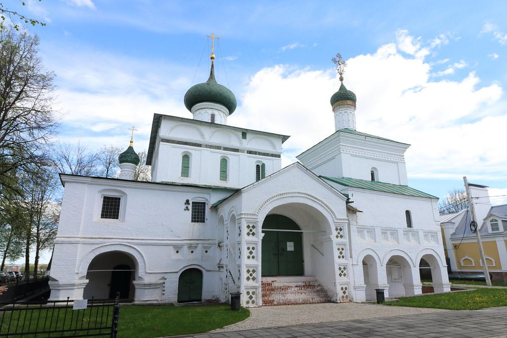 Церковь Рождества Христова (Ярославль)