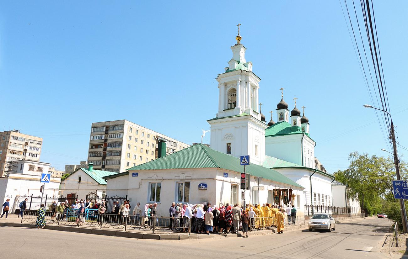 Николо-Песковская церковь (Орёл)
