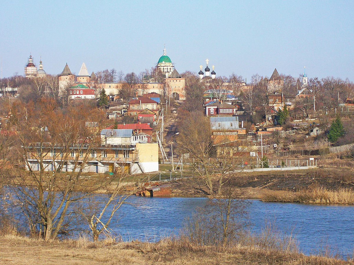 Посад— старая часть города вокруг Кремля (XVII-XX в.) (Зарайск)