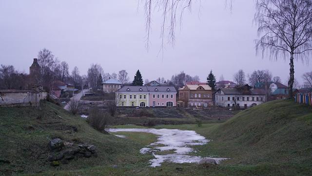 Историко-культурный комплекс «Вятское» (Вятское)