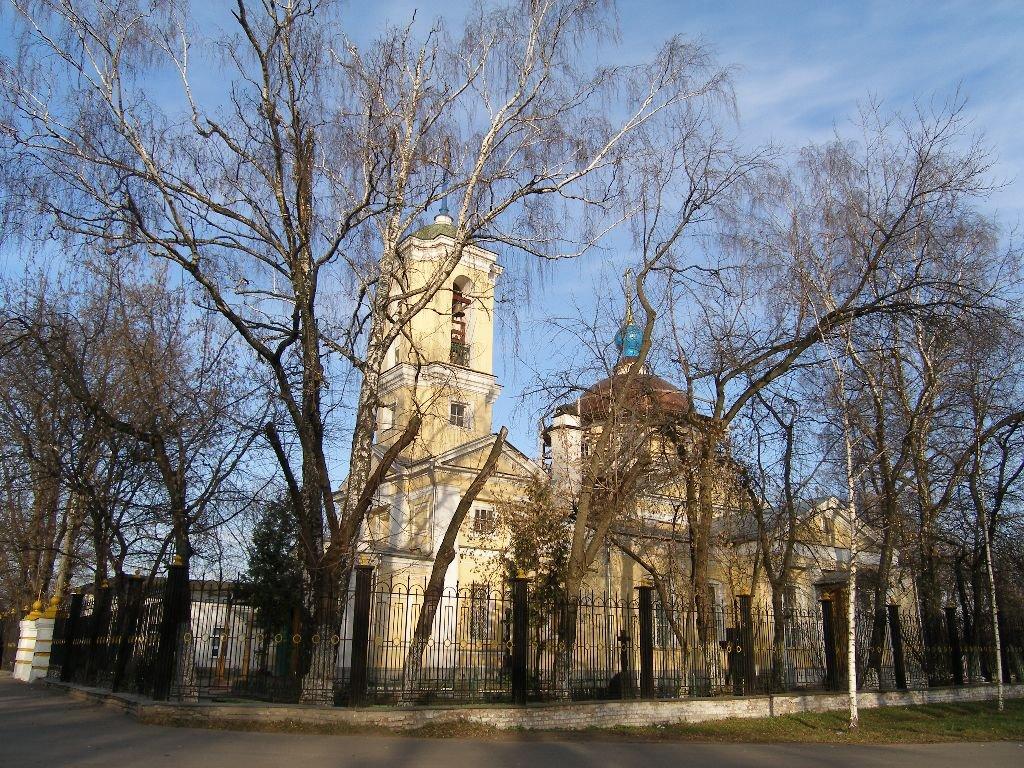 Церковь Косьмы и Дамиана (Королёв)