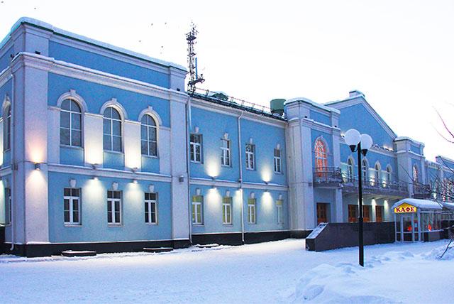 Дворец культуры металлургов (Выкса)