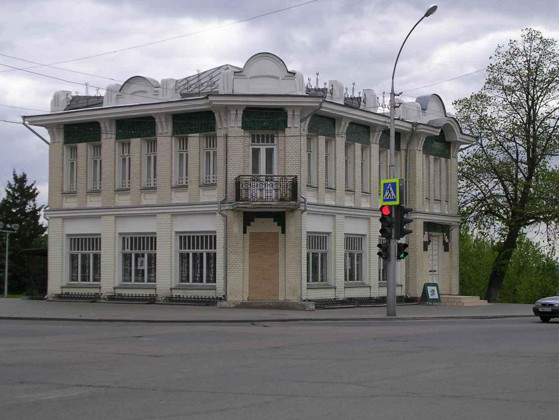 Художественный музей им.В. С. Сорокина «Дом мастера» (Липецк)