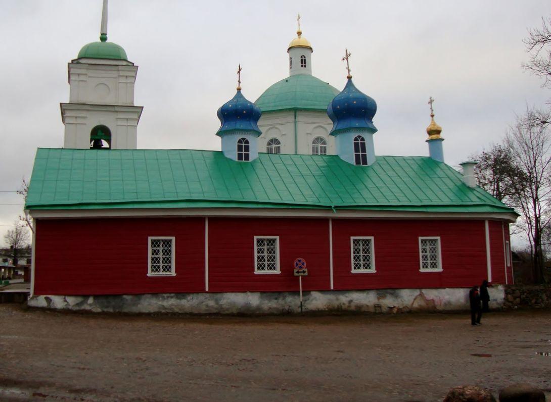 Варваринская церковь (Печоры)
