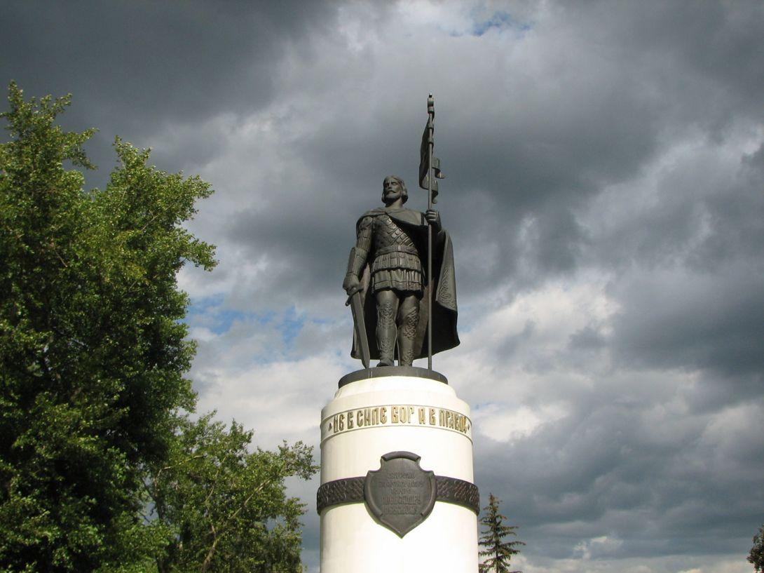 Памятник Александру Невскому (Курск)
