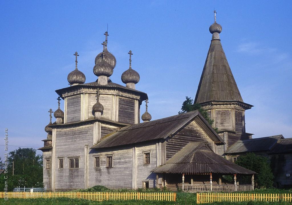 Село Лядины (Каргополь)