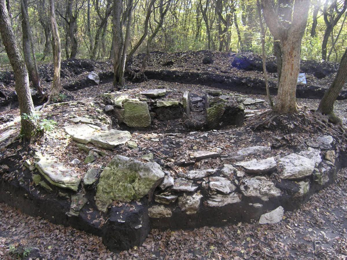 Археологический и природный музей-заповедник «Татарское городище» (Ставрополь)