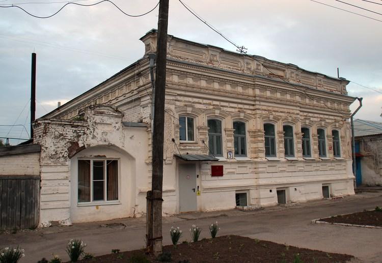 Купеческая усадьба на улице Победы (Лысково)