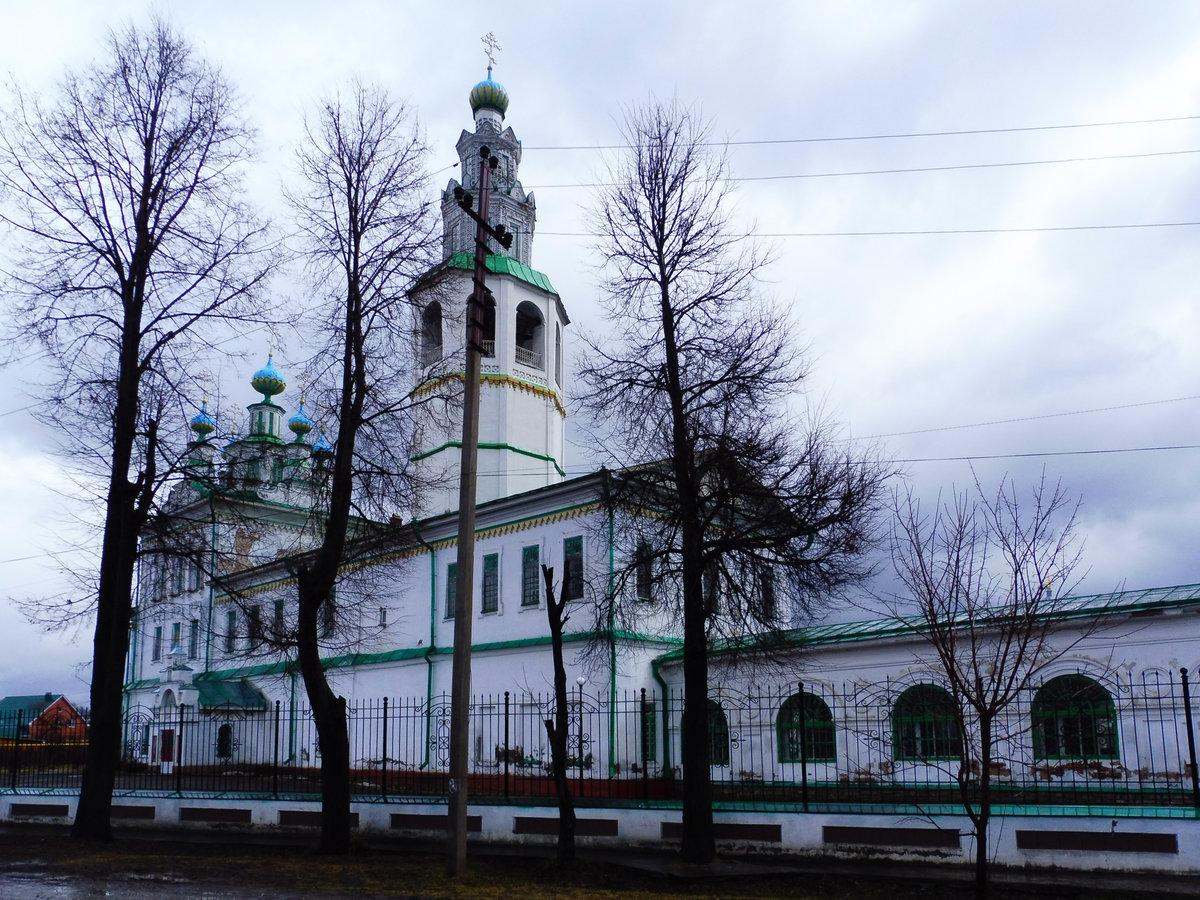 Церковь Спаса Преображения (Кунгур)