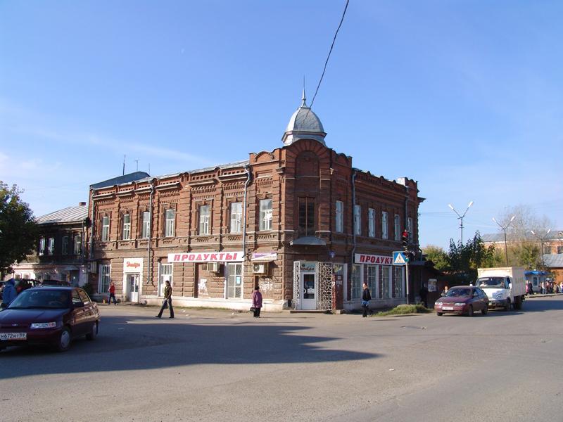 Дом Ануфриевой (Кунгур)