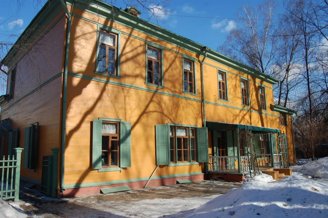 Музей-усадьба Толстого в Хамовниках (Москва)