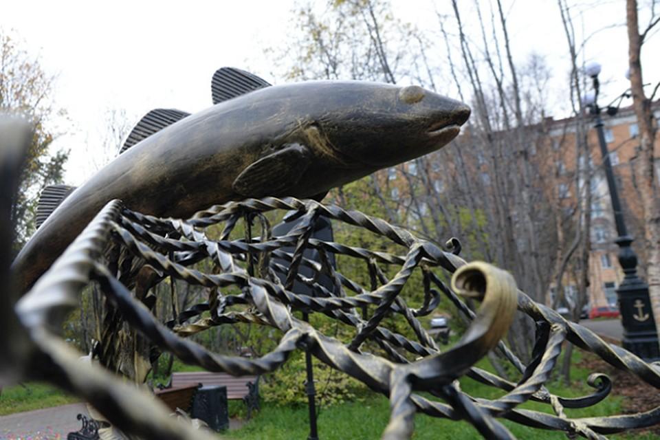 Памятник треске (Мурманск)