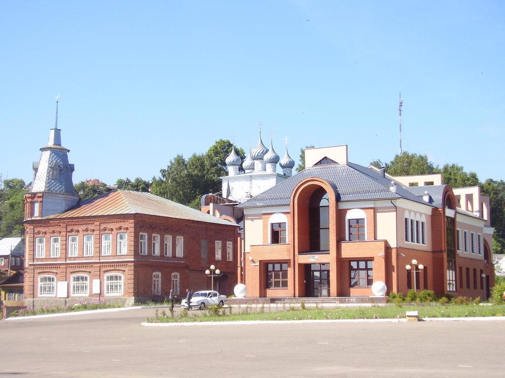 Историко-художественный музей (Юрьевец)