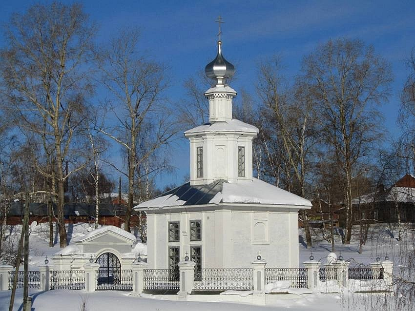 Спасская часовня (Чердынь)