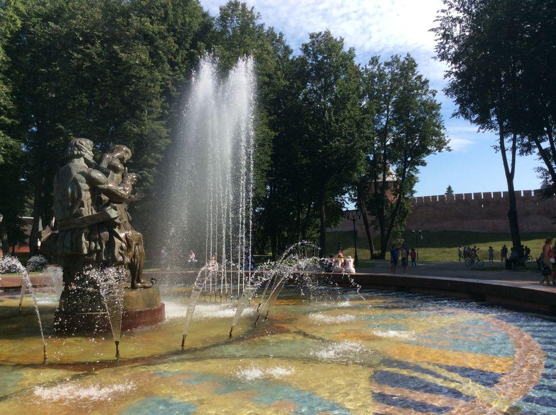 Фонтан «Садко» (Великий Новгород)