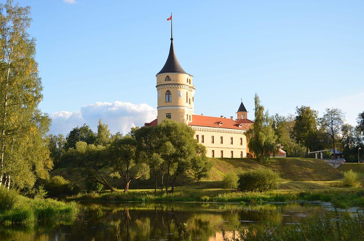 Крепость Бип (Павловск)