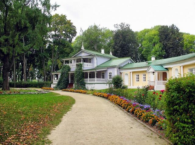 Музей-усадьба И. С. Тургенева «Спасское-Лутовиново» (Орловская область)