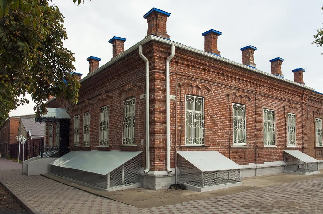 Историко-краеведческий музей (Усть-Лабинск)