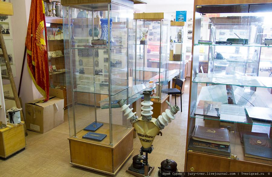 Музей горэлектротранспорта (Тверь)