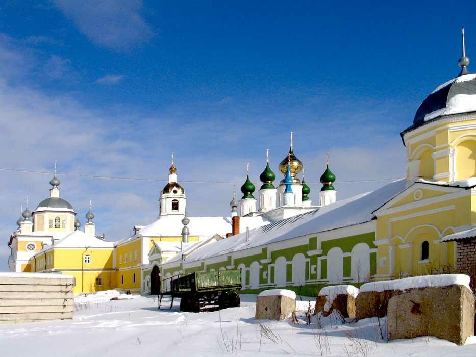 Свято-Николо-Шартомский монастырь (Ивановская область)