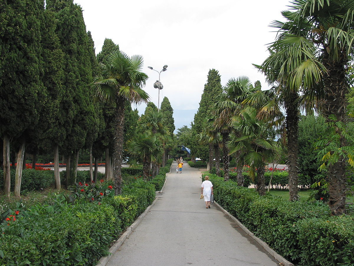 Приморский парк имени Ю. Гагарина (Ялта)