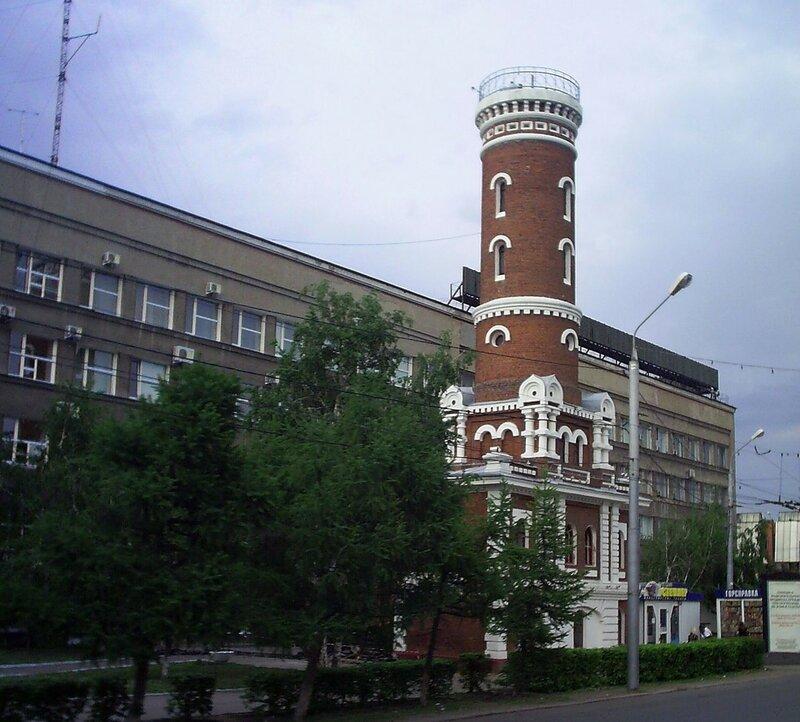 Пожарная каланча (Омск)