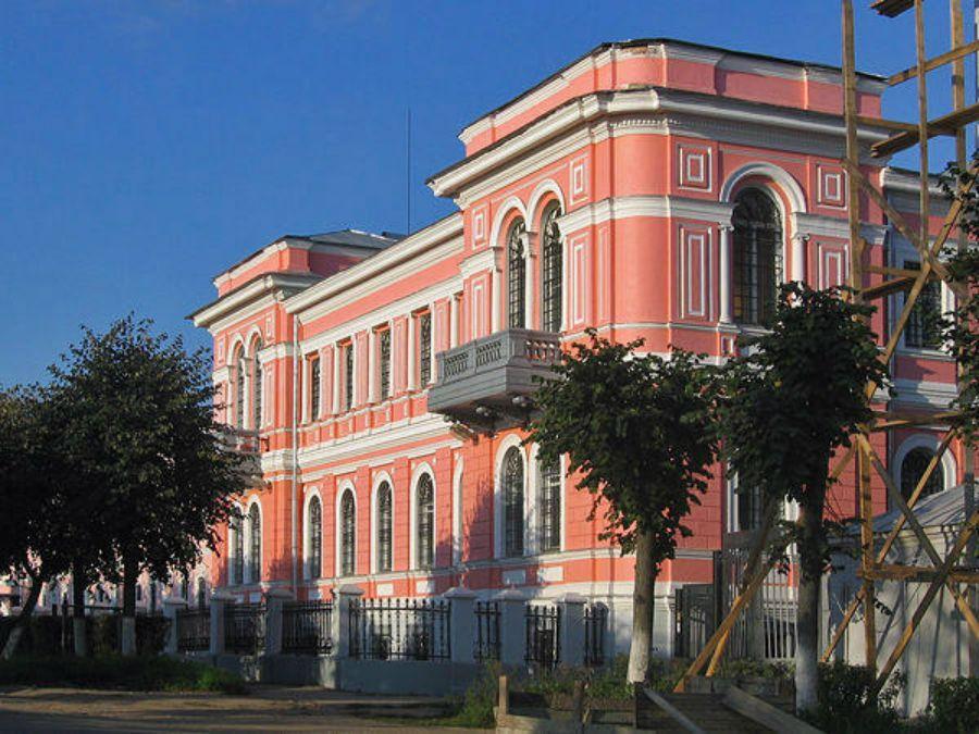 Тюремный замок (дом Кишкиных) (Серпухов)
