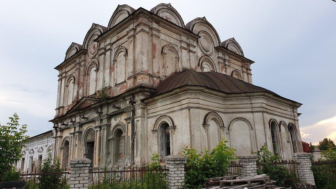 Церковь Николы «на Сухих прудах» (Углич)